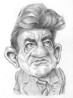REGARD POINTÉ: Les caricatures de Bodard