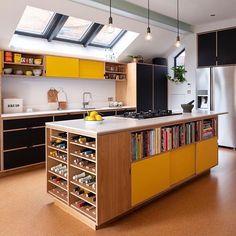 Home Interior Grey .Home Interior Grey Home Interior, Kitchen Interior, Kitchen Decor, Interior Design, Interior Plants, Rustic Kitchen, Design Kitchen, Open Plan Kitchen, New Kitchen