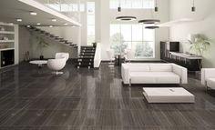 Tile & Natural Stone Products We Carry - modern - floor tiles ...