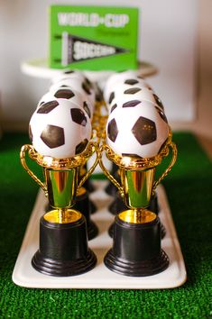 world cup soccer party by oriental trading + modern moments