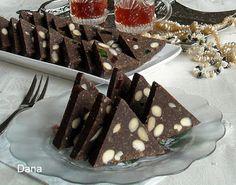 Danina kuhinja: Čokoladni trokuti