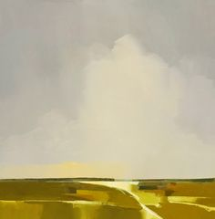 robert roth LANDSCAPE #97 2015 48x48 inches Acrylic, oilstick on canvas He has captured the landscape I carry in my head.