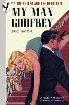 My Man Godfrey Hot Reading, Serpieri, Pin Up, Pulp Fiction Book, Robert Mcginnis, Vintage Book Covers, Pulp Magazine, Up Book, Boris Vallejo