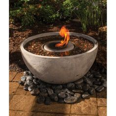 Aquascape Fire Fountain - Small - Water Fountain Accessories at Hayneedle