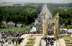 Tourism: Persepolis - the pearl among Middle Eastern