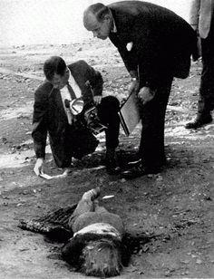 The Zodiac Killer Crime Scene Photos | Investigating Crimes