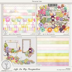 Life In My Perspective Bundle