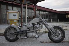 Jörgs Personal Bike | VS1400 | Original Thunderbike Customs