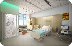 Children's Patient Room