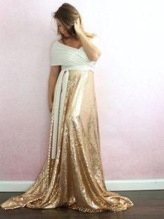 1a8e18d769d wedding dresses for pregnant brides New Love Times. wedding dresses for  pregnant brides New Love Times Gold Maternity ...