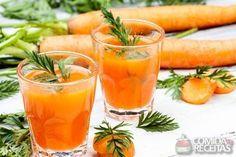 Receita de Suco de cenoura e laranja em receitas de bebidas e sucos, veja essa e outras receitas aqui!