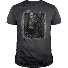 t-shirt The Hobbit Gandalf