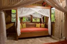 Guci Guesthouse in Ubud.