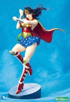 Wonder Woman Armored Version Bishoujo Statue $64.99