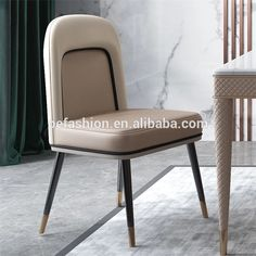 OE-FASHION luxury dining chair simple modern net red chair home restaurant back chair Hong Kong style fashion leisure chairs, View leisure chairs, Product Details from Foshan Oe-Fashion Furniture Co., Ltd. on Alibaba.com Furniture Styles, Cool Furniture, Study Room Furniture, Dining Bench, Dining Chairs, Luxury Dining Chair, Furniture Manufacturers, Hong Kong, Style Fashion