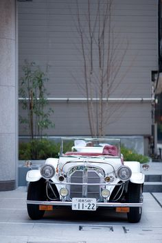 Old Mercedes Benz