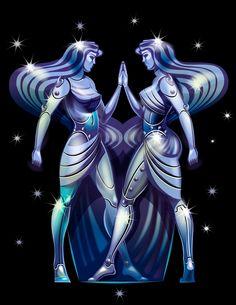 Twins in the sky=Gemini