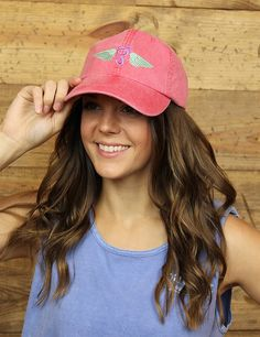 Love Barefoot as much as us?! Then grab one of our Hiedi Hats; fun colors and our Barefoot wing logo!