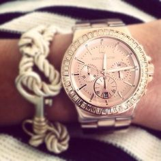 Michael Kors Watch, or a look a like not picky, I'll have to get it for myself