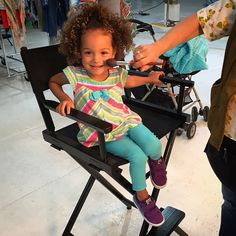 Just another day at work. #setlife #childmodel #generationMM #kidmodel