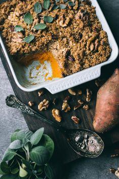 [V] Sweet Potato Casserole - Love is in my Tummy