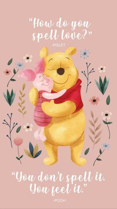Winnie The Pooh Drawing, Winnie The Pooh Pictures, Cute Winnie The Pooh, Winne The Pooh, Winnie The Pooh Friends, Cute Disney Wallpaper, Cute Cartoon Wallpapers, Wallpaper Iphone Cute, Pooh And Piglet Quotes