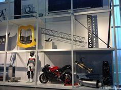Sonderausstellung Mit Carbonfaser in die Zukunft im Dornier Museum Friedrichshafen