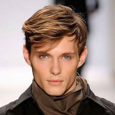 Pleasing Medium Lengths Men39S Hairstyle And Hairstyles On Pinterest Hairstyles For Men Maxibearus