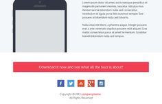 Medialoot - Responsive Product Page Template