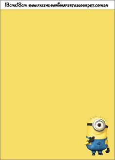 1000+ ideas about Minion Party Invitations on Pinterest ...