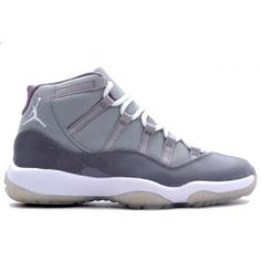 size 40 4b9a1 086ba 378037-001 Air Jordan Retro 11 (XI) Cool Grey Medium Grey White Cool