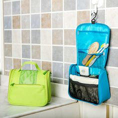 Woman Man Travel Must-Have Storage Bag Multifunction Cosmetic Bag - Newchic Mobile.