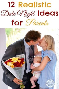 Fun and budget friendly date night ideas to help you rekindle the fun and romance with your partner, even with kids!