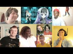 Try not to Laugh (Anime - Ultimate) REACTION MASHUP - YouTube