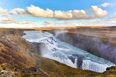 Gullfoss, Blaskogabyggd Picture: Gullfoss 1 - Check out TripAdvisor members' 2,068 candid photos and videos of Gullfoss