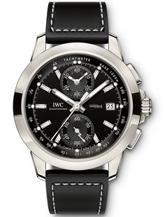 2017 IWC Ingenieur Chronograph Sport - Flyback Chronograph watch - Perpetuelle