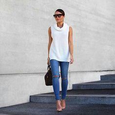 Jeans & polo