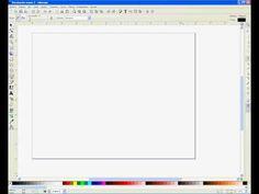Curso Inkscape 1 - Ventana de Inkscape