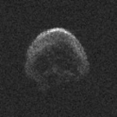El 'asteroide de Halloween' tiene forma de calavera   Ciencia   EL PAÍS