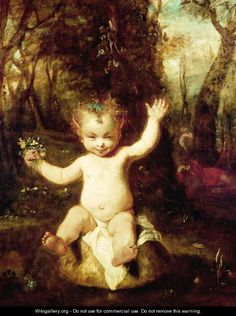 A Midsummer Night's Dream - Puck (Shakespeare Performing Arts Art Prints) Thomas Gainsborough, William Hogarth, Dante Gabriel Rossetti, John Everett Millais, Shakespeare Characters, L'art Du Portrait, Portraits, Joshua Reynolds, Fairytale Fantasies