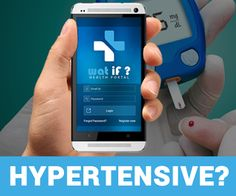 Lead a Healthier Lifestyle With WatIf Health..: Hypertension! Major challenge of modern living