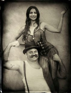 Retro Couples Costume Ideas