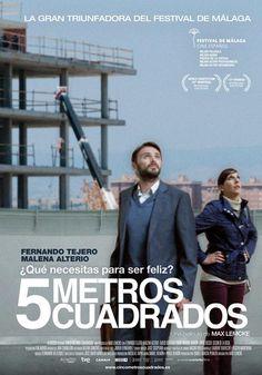 5 metros cuadrados / Max Lemcke Drama Movies, Documentaries, Spanish, How To Plan, Movie Posters, Virginia, Puerto Rico, Barbie, Watch
