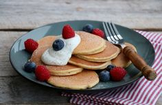 Sunn matglede Oatmeal Pancakes, Waffles, Pale Ale Beers, Wheat Beer, Cheat Meal, Recipe Of The Day, Good Food, Food And Drink, Favorite Recipes