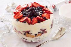 Мой маленький кулинарный блокнотик: Простой рецепт десерта Трайфл