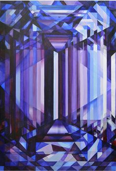 Find the latest shows, biography, and artworks for sale by Michelle Hinebrook. Michelle Hinebrook spent years studying crystallography and faceting patterns,… Jewellery Sketches, Jewelry Drawing, Diamond Art, Gcse Art, Art Drawings, Art Projects, Art Photography, Artsy, Prints