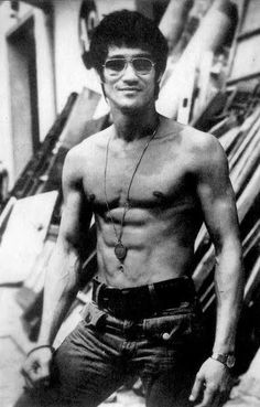 Bruce Lee, the greatest martial artist!