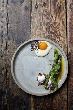 Eggs and Asparagus