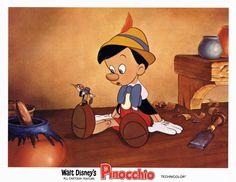 Walt Disney Pinocchio 1940