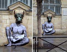 levalet street art - Buscar con Google